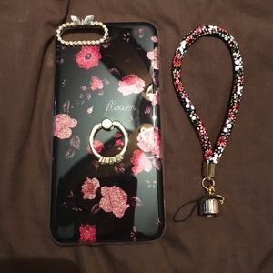 Rose 🌹 iPhone 📱 7/8 Plus Phone Case